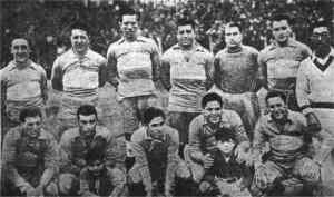 Año 1931 - El primer campeon Profesional